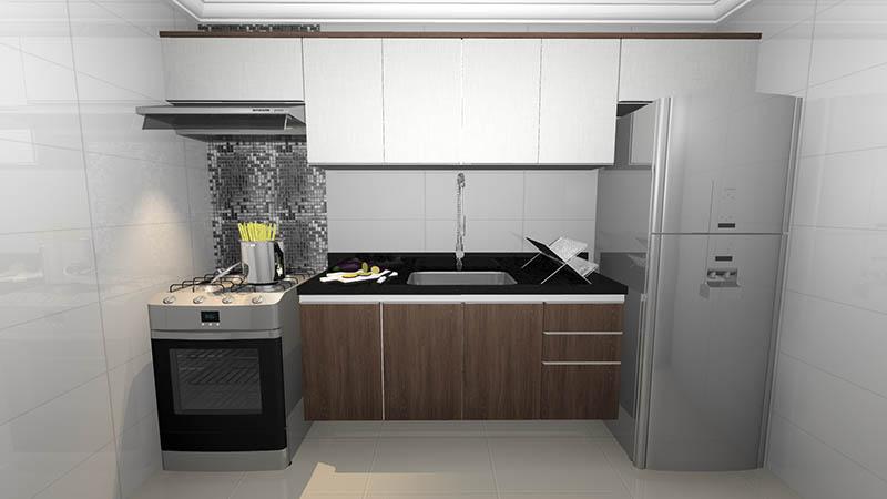 Armario De Cozinha Planejado Valor # Beyato com> Vários desenhos sobre idéias de design de cozinha