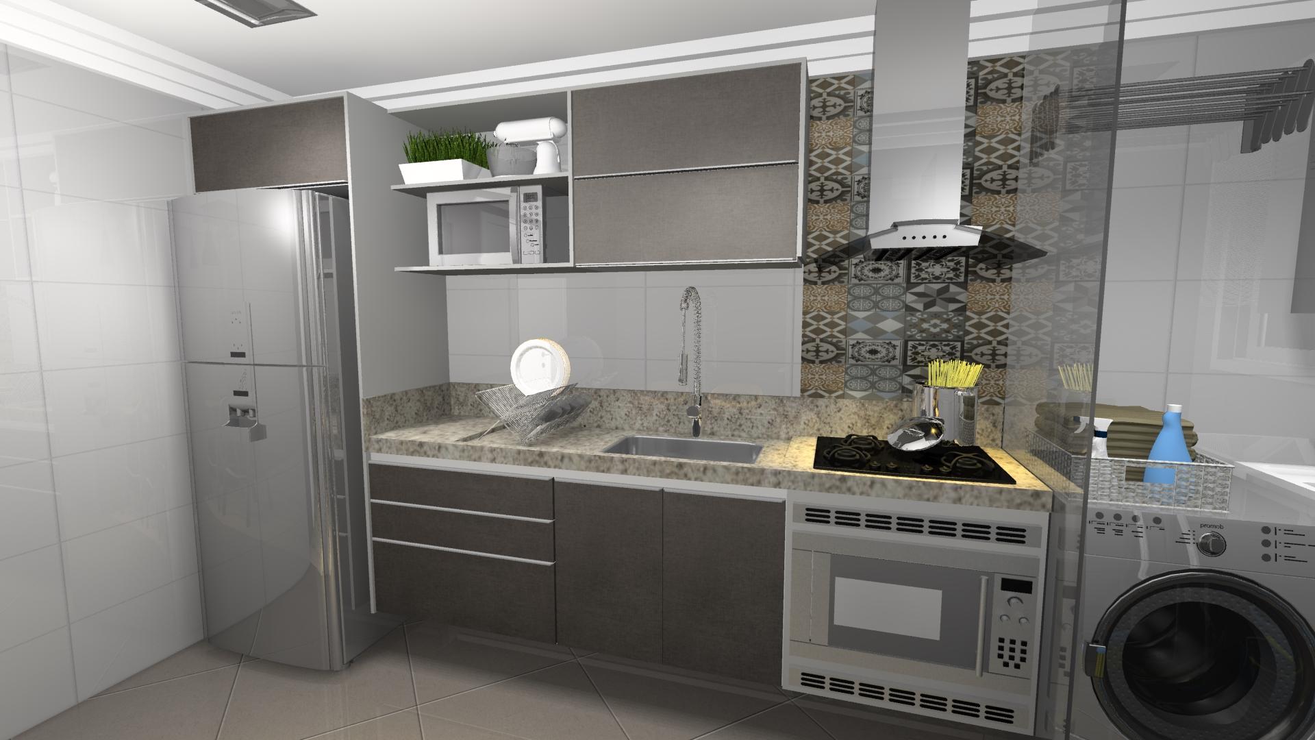 Lacuna M Veis Planejados Promo O Cozinha Planejada M Veis Em